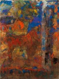 wooden horse by rafael wardi
