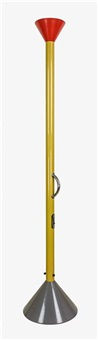 floor lamp by ettore sottsass