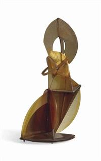 fontaine (modèle pour une fontaine) by antoine pevsner