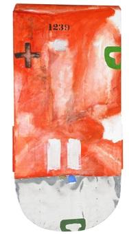 skåp 1239 - speglingar by lennart aschenbrenner