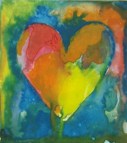 imogen iii by jim dine