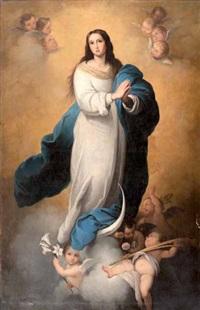 inmaculada by juan cabral y bejarano