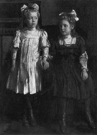 the prak sisters by franciscus hermanus bachg