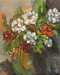 flowers by isidor aschheim