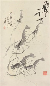 虾 by zhang ce