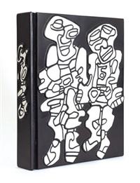 delits, deportements, lieux de haut jeu (text with illustrations) by jean dubuffet