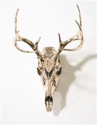 antelope skull by sherrie levine