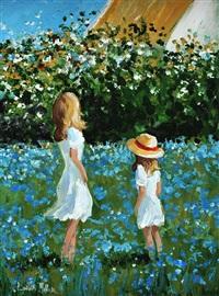 bluebells by lorna millar