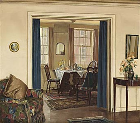 the breakfast room by vernon ward