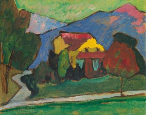 X Lorenz Oil Painting