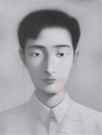 bloodline series no. 15 by xiaogang zhu