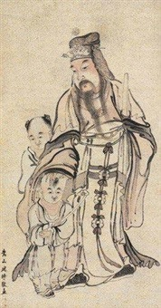 天官赐福 by zhou xun