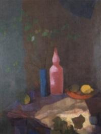 la botella roja by miquel ibarz