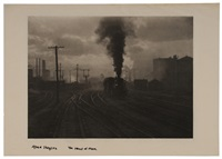 the hand of man (from camera work) by alfred stieglitz