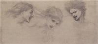 crudelitas and saevita by frederick hollyer