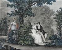 la femme y voit trop by jean-pierre-marie jazet