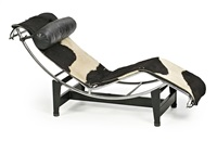 chaise-longue lc4 by le corbusier and charlotte perriand
