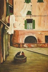 borgo di comogli by gigi arcangioli