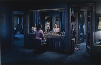 untitled, summer 2004 vanity (from beneath the roses) by gregory crewdson