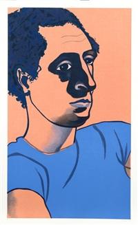portrait of sam by alice neel