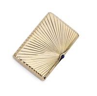cigarette case by gabriel niukkanen