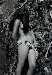 nu féminin by roger parry