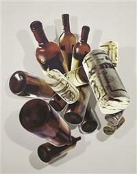 the-projectile (bottle) by thomas eller