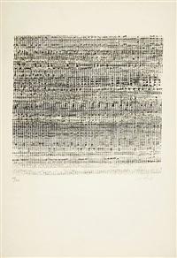 poem für schreibmaschinen by heinz mack