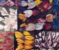 tulipes by carole benzaken