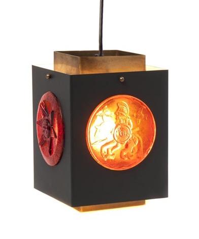 pendant lamp by erik höglund