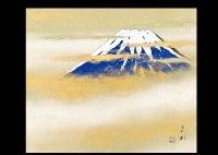 mt. fuji by zenjiro uda