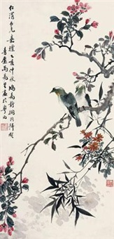花鸟 by ma wanli