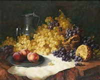 composition aux raisins by simon van gelderen