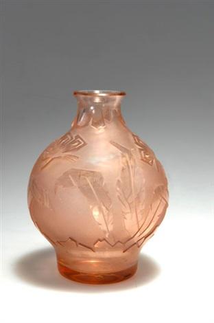 vase by j schreiber and neffen co