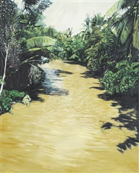 jungle river by michael ashcroft