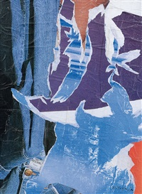 moschino by mimmo rotella