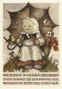 hab sonne im herzen (...) by m.i. hummel