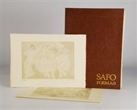 safo. poemas by alberto duce