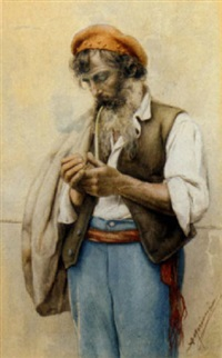 the smoker by agusto moriani