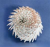 matite bianche by paola pezzi