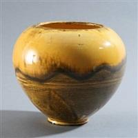 vase by joachim christian herman kähler