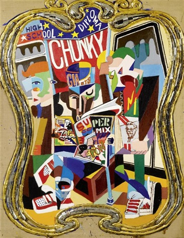 chunky by loren munk