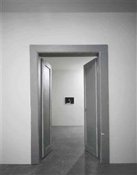 untitled (door) by urs fischer