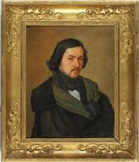 portrait de joseph dessaix by paul cabaud
