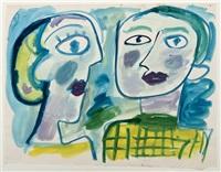 two heads by john anthony (tony) tuckson
