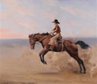 rodeo by charles walter simpson