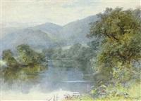 a silvery day by isabel oakley naftel