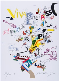hommage to picasso by jean tinguely