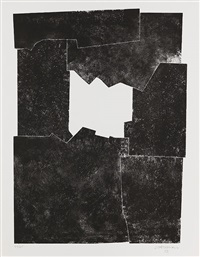 komposition . 1968 by eduardo chillida