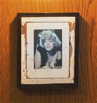 mariyln monroe white no.7 by peter blake
